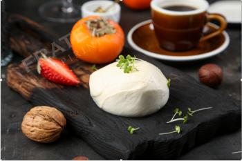 Копченая моцарелла * предзаказ - Fratelli Spirini - производство сыров в Екатеринбурге