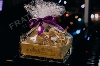 Подарочная упаковка - Fratelli Spirini - производство сыров в Екатеринбурге